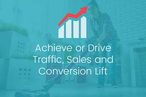 Product Ratings Achieve or Drive Traffic Sales and Conversion Lift